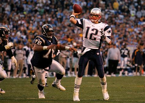 are the chargers in the playoffs top 5 patriots divisional of the brady