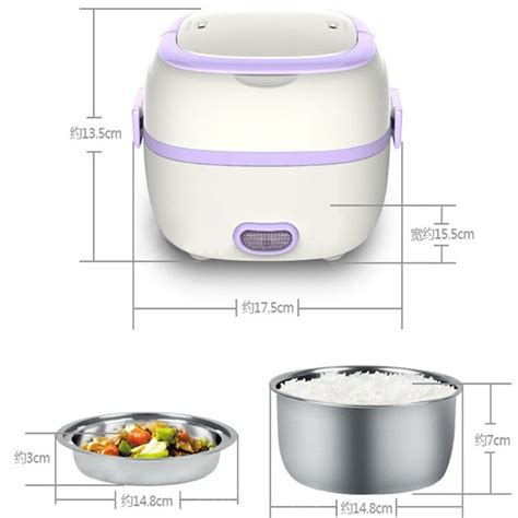 Rice Cooker Mini Di Hypermart jual rice cooker mini electric lunch box kotak makan