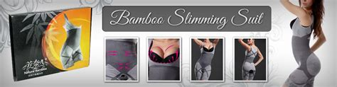 Bamboo Slimming Suit Review bamboo charcoal slimming suit 3 colours