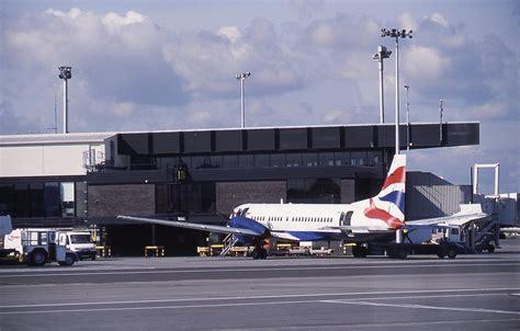 Glasgow Airport Airways Desk by Airways Atp In September 2002
