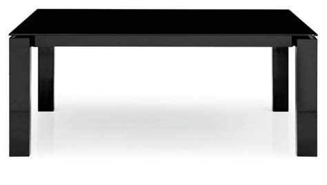 tavolo medievale connubia calligaris sigma glass cb 4069 lv 160 table