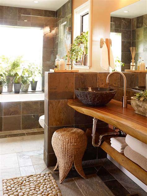 natural ground color scheme bathroom wall decor with modern furniture bathroom decorating design ideas 2012