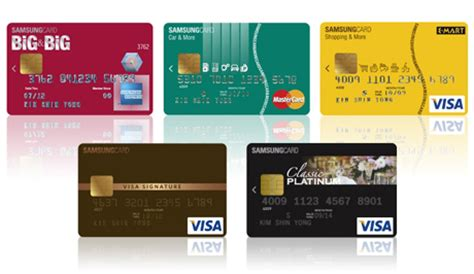 Credit Card Verification Form Korean Air Non Air Partner Samsung