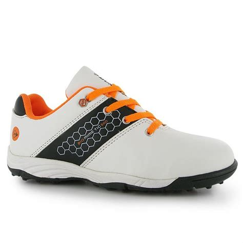 comfortable golf shoes dunlop kids childrens biomimetic comfortable junior boys