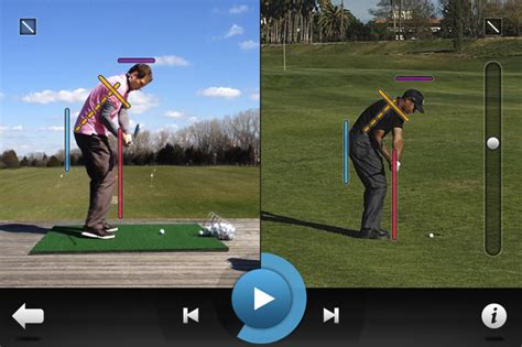 tiger woods swing app golf apps die beste golfschwung analyse app 187 golfshops uk de