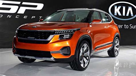 Kia New Suv 2019 by News Kia To Enter Compact Suv Space In 2019