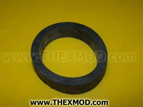Rubber Karet Packing Seal Sintetis 5mm seal foam 80mm od x 63 5mm id 17mm thk ka nsn