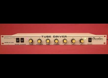 Chandler Driver Rack by Chandler Driver Rackmount Image 8047 Audiofanzine