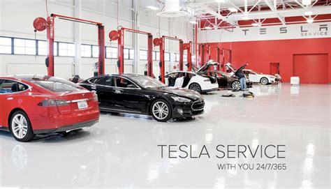 Maintenance On A Tesla Tesla More Ev Service Centers Needed