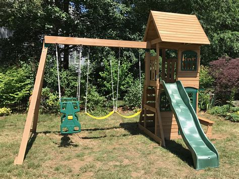 playset assembler swing set installer cumberland ri