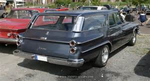 1962 Dodge Dart Station Wagon Dodge 1962 Dart 440 Station Wagon The History Of Cars
