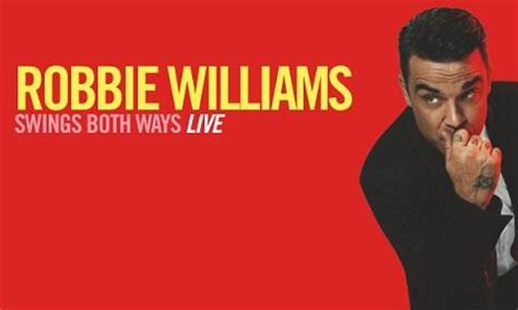 robbie williams swings both ways tour robbie williams confirms what his new single will be