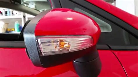 ford focus light cover replacement 2013 ford testing side marker light in side