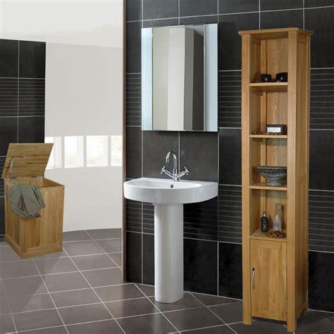 Bathroom Wooden Furniture by Wood Furniture In Bathroom Interior Design Ideas