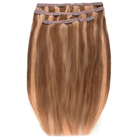 keith urban clip extensions inhair beauty works deluxe clip in hair extensions 18 inch