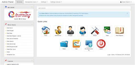 tutorial ujian online aplikasi e learning absensi dan ujian online dengan php