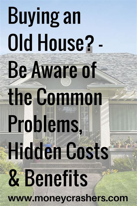 Buying An Old House Common Problems Hidden Costs Benefits | 1000 ideas about home renovation costs on pinterest