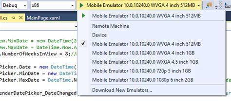 windows phone 10 development tutorial for beginners note