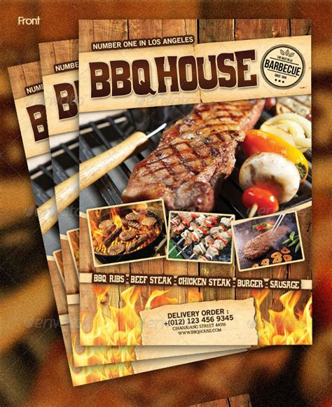 design menu steak 25 high quality restaurant menu design templates steak