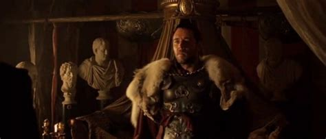 gladiator film script photo of russell crowe who portrays quot maximus quot in