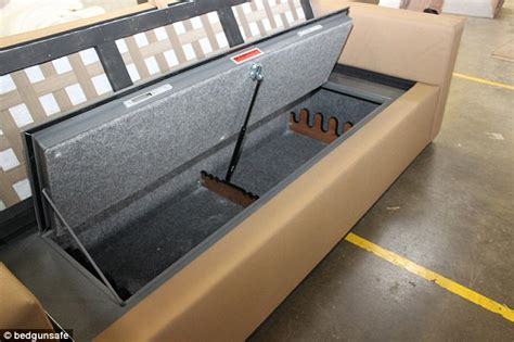 gun safe sofa the newest in home safety the 7 000 bulletproof couch