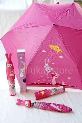 Mixer Warna Pink payung botol