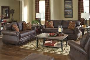 espresso living room furniture baltwood espresso sofa by ashley furniture