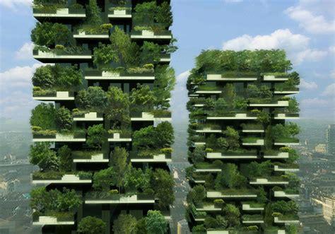 Vertical Garden Milan La Vie Digitale The Vertical Forest In Milan Italy