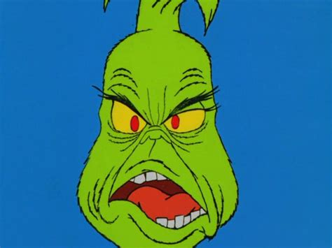 the grinch who stole image gallery grinch frown