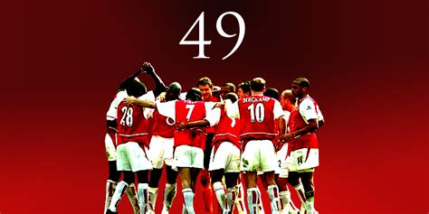 arsenal unbeaten squad the invincibles a look back longpuntupfield