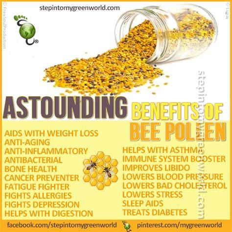 Vitamin Honey Bee Pollen health benefits bee pollen health benefits