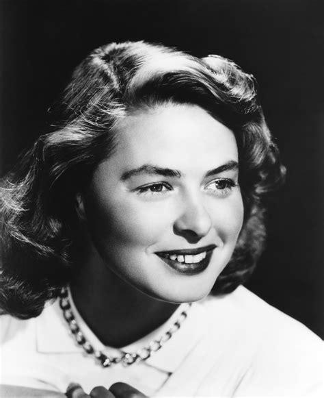 Bernnie Sanders by Ingrid Bergman