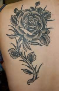 black rose tattoo designs ideas photos images women