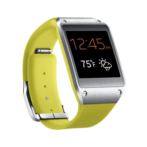 samsung galaxy gear the evolution of the smartwatch