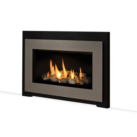 modern gas insert fireplace coal stove inserts for fireplace home improvement