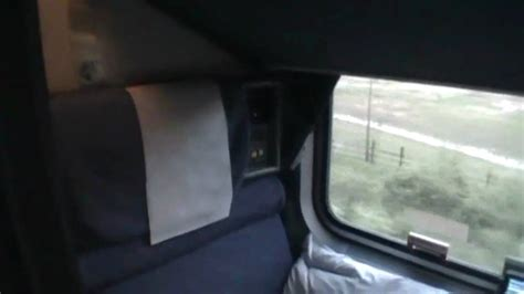 amtrak superliner roomette sleeper accommodations