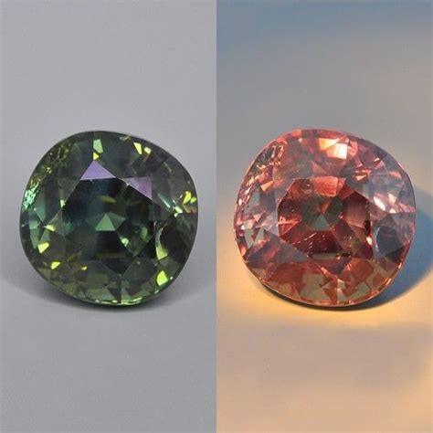 quot certified quot 4 10cts alexandrite color change