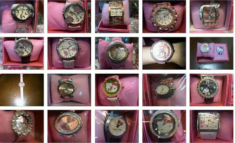 01940 Jam Tangan Hellokitty Blink Jual Jam Hello Replica Rafadil Shop