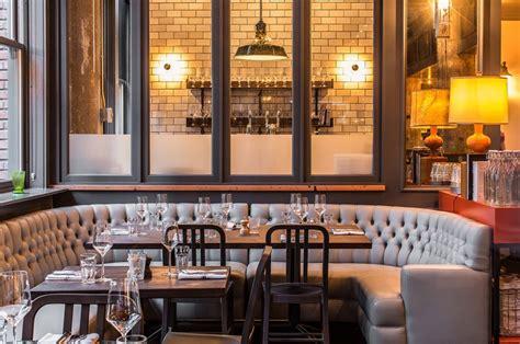 The Kitchen Restaurant Chicago by The Kitchen Chicago Semple Brown Design
