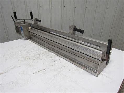 clipper rl  roller lacer  conveyor belt lacing tool