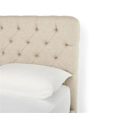Buttoned Headboard by Billow Headboard Buttoned Headboard Loaf
