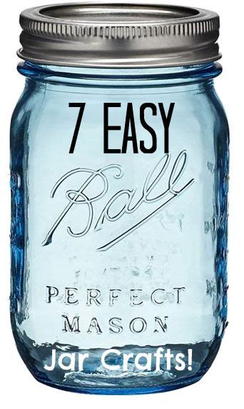 7 easy crafts with mason jars i need to find a sepia or b pic for the oil one storage and