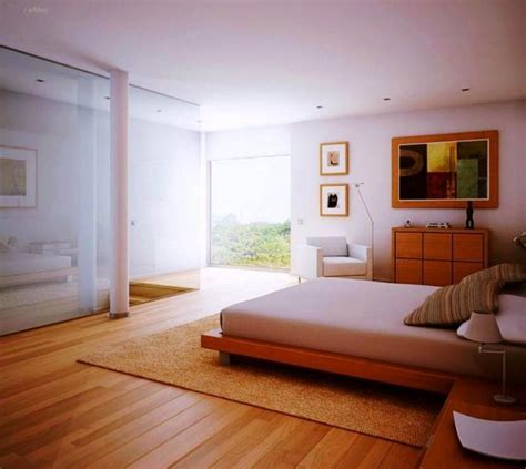 Bedroom Paint Ideas With Hardwood Floors 15 Amazing Bedroom Designs With Wood Flooring Rilane