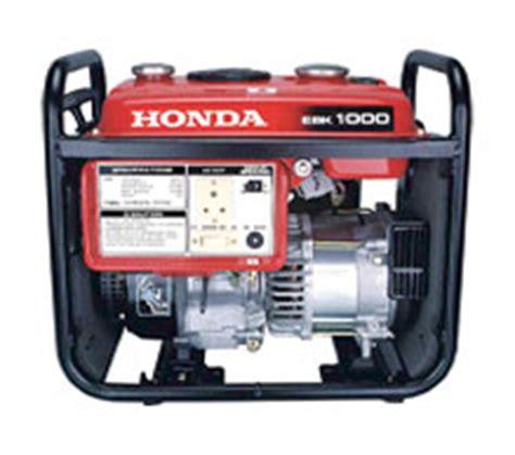 honda handy series ebk 1000 0 65 kva generator price