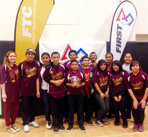 challenger school hollenbeck i am team wins motivate award at ftc competition i