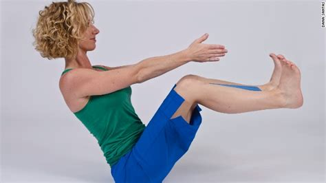 boat pose with block 6 ways to stop sciatic nerve pain with yoga cnn
