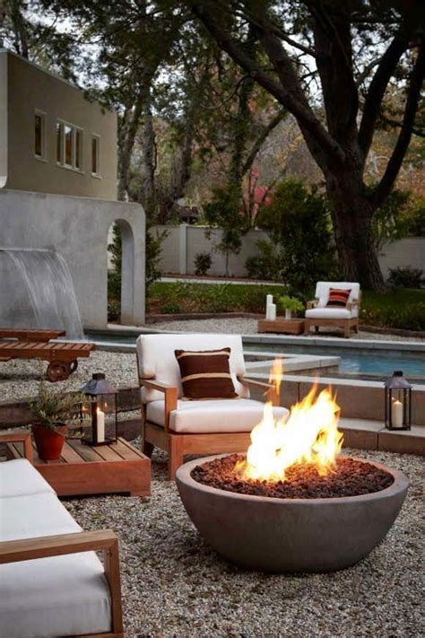 backyard fire pit area fire pit and sitting area my garden pinterest