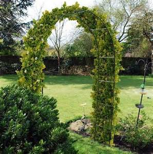Garden Arch Wooden Garden Arch Ebay