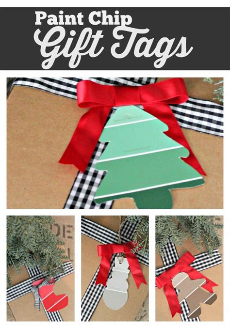 paint chip gift tags  printable southern state  mind