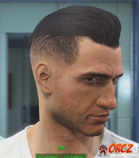 fallout haircut fallout 4 male hair urban ranger orcz com the video